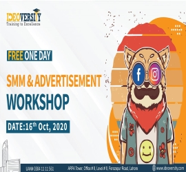 Social Media Marketing Workshop | Ideoversity | 16 Oct, 2020