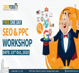 SEO Workshop | Ideoversity | 15 Oct, 2020