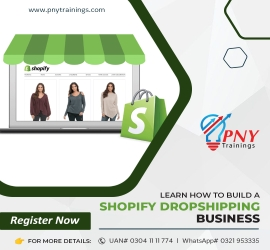Shopify Drop Shipping | PNY Trainings | 21 Oct, 2020