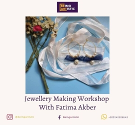 Jewellery-Making Workshop | BeingArtistic | 5 Nov, 2020