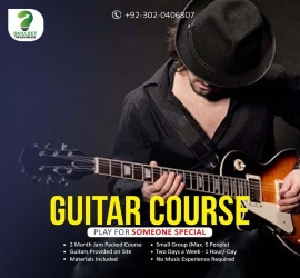 Guitar Course | SkillSetTrainings | 28 Oct, 2020
