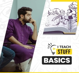 The Art of Storytelling | Naveed Anwar | iTeachStuff.pk