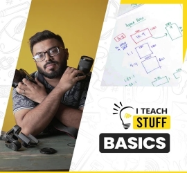 Video Basics Course | Aamir Bhagat | iTeachStuff.pk