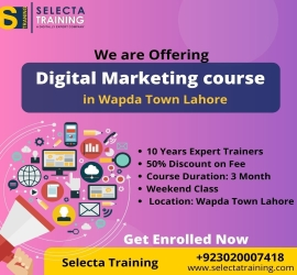 Digital Marketing Course | Selecta Training