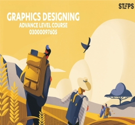 Graphic Designing Course | STEPS | 30 Nov, 2020