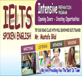 Online Classes – O Level English, IELTS, SAT, French | Mustafa Bilal