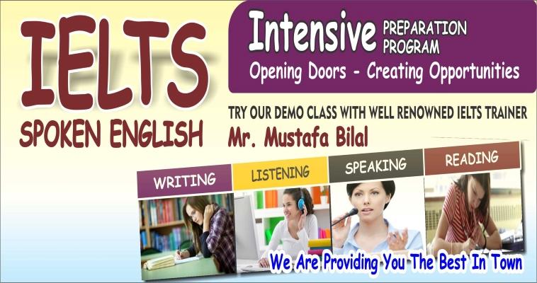Online Classes – O Level English, IELTS, SAT, French | Mustafa Bilal