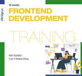 Web Development Course | EBridge | 07 Jan, 2021