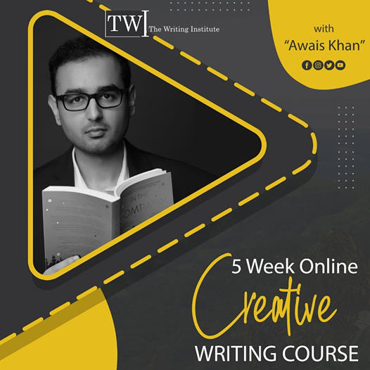 Creative Writing Course | The Writing Institute | 07 Feb, 2021