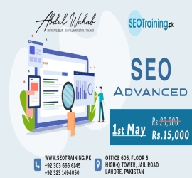 ADVANCED SEO TRAINING | SEOTraining.pk | 01-05-2021