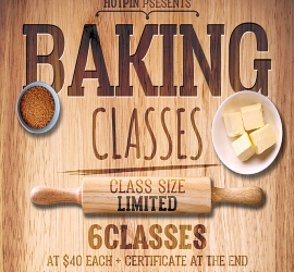 Cooking & Baking Classes | REF Institute | 15-09-2021