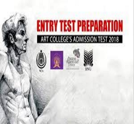 Drawing Classes & Entry Test Prep | JEF Studio | 17-09-2021