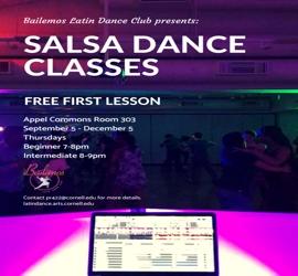 Salsa Dance Coaching | Jerry Dance Institute | 25-09-2021