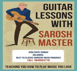 Guitar Classes | MNP Coaching | 12-09-2021
