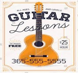 Guitar Lessons | GEF Trainings | 13-09-2021