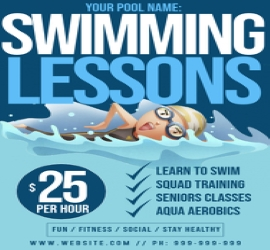 Swimming Lessons | KFP Group | 17-09-2021